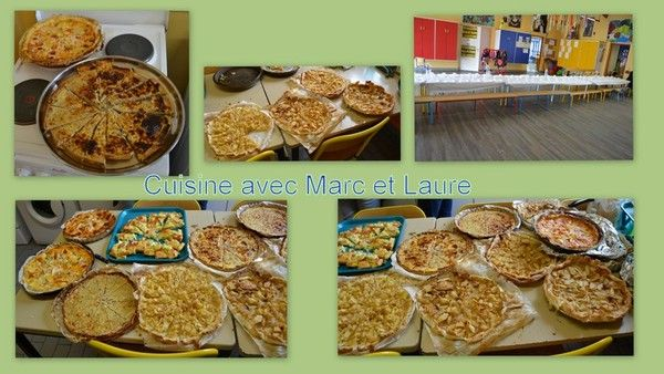Association parents el ves fcpe milhaud page 18 - Milhaud cuisine ...