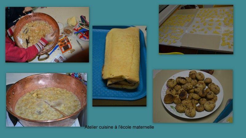 Ecole maternelle - Atelier cuisine maternelle ...